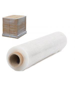 6 x Rolls Premium Pallet Stretch Wrap Clear or Black 17mu Heavy Duty