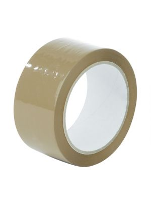 Secure and Sticky Seal for Your Boxes 36 Rolls Pack of Heavy Duty Clear Packing Tape Provides a Strong 36 Rolls Per Pack 48MM x 66M Clear Packaging Tape for Parcels and Boxes 72