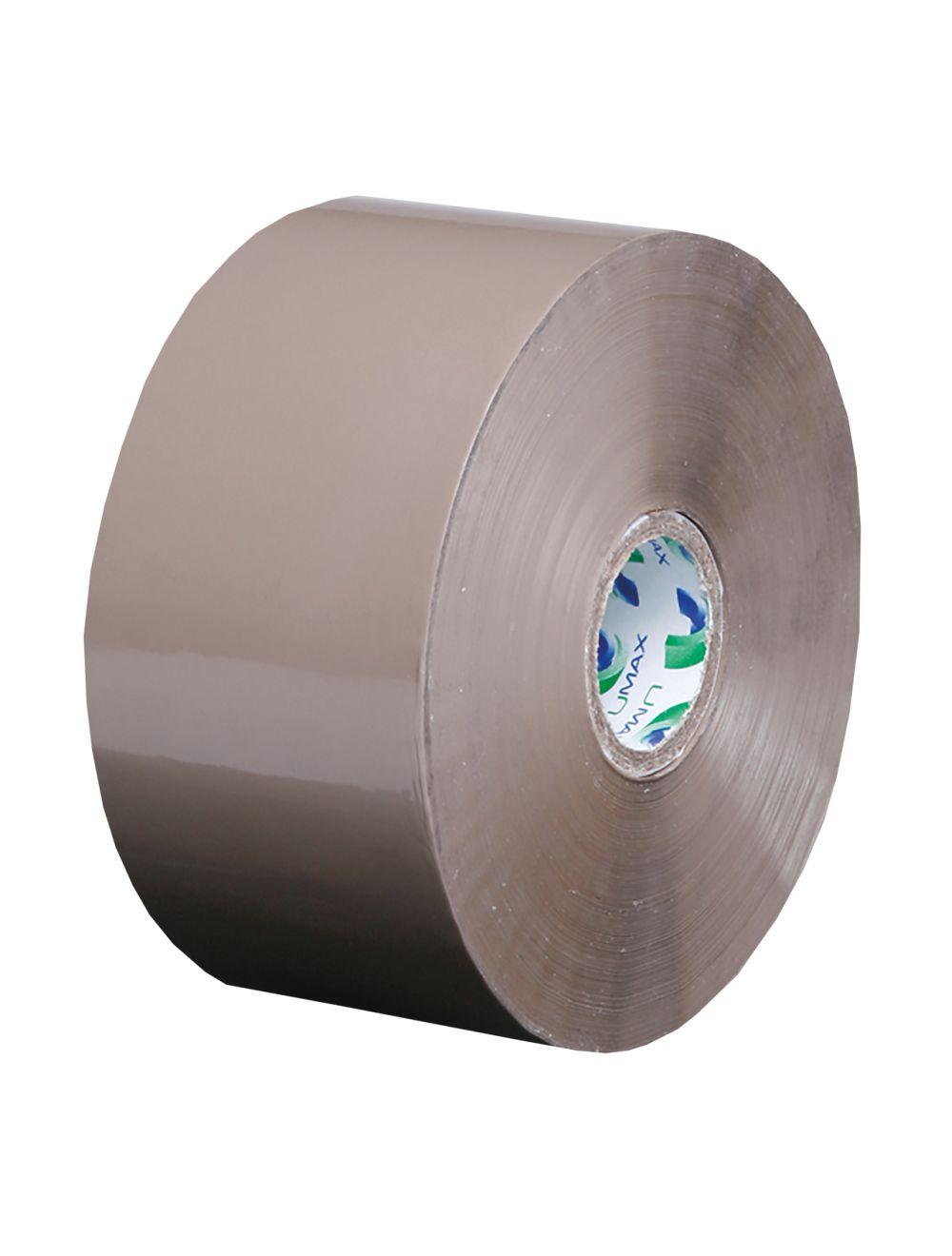 Umax Brand Low Noise Brown Extra Long Bonus Tape 50mm x 150M